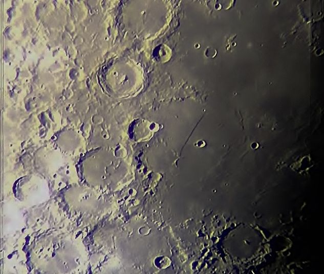 Moon Craters at US Store
