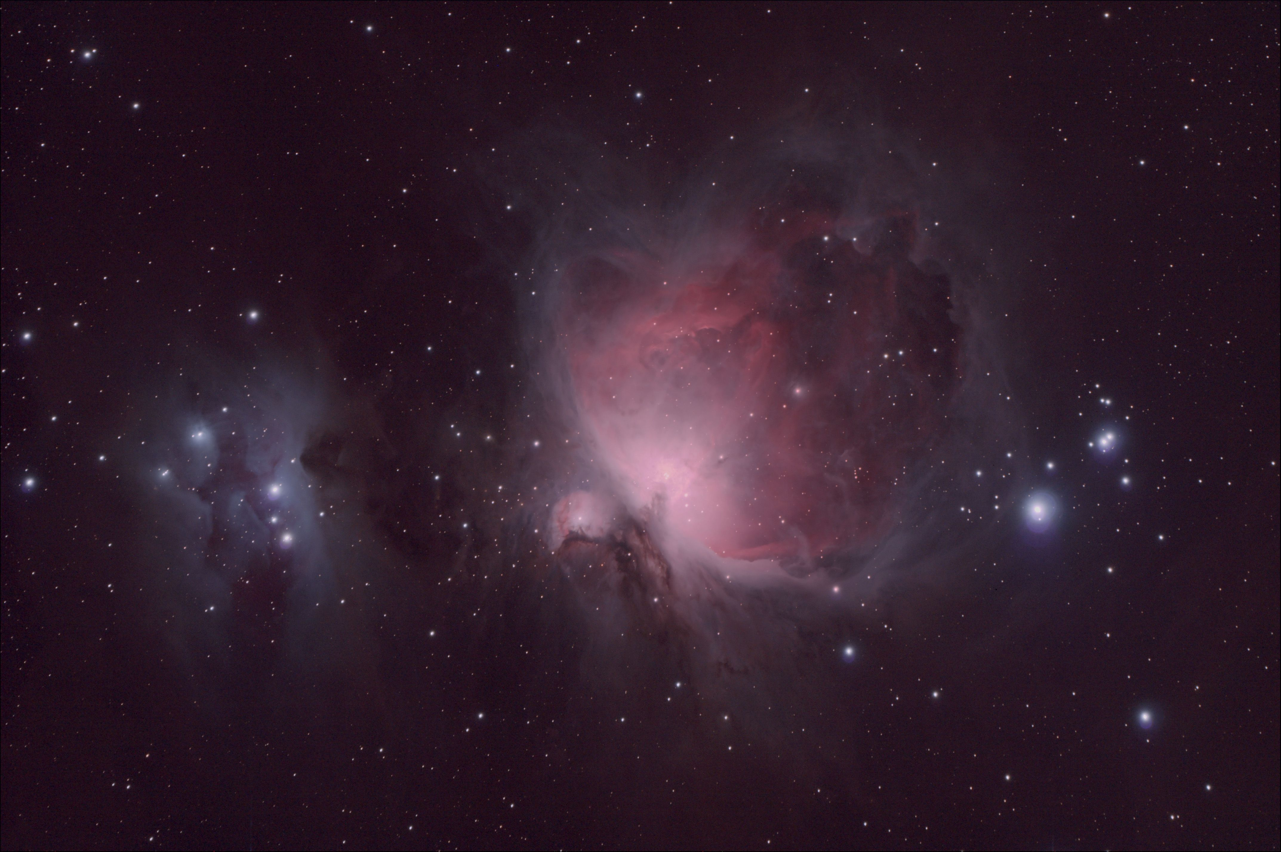 Orion Nebula (M 42) at US Store