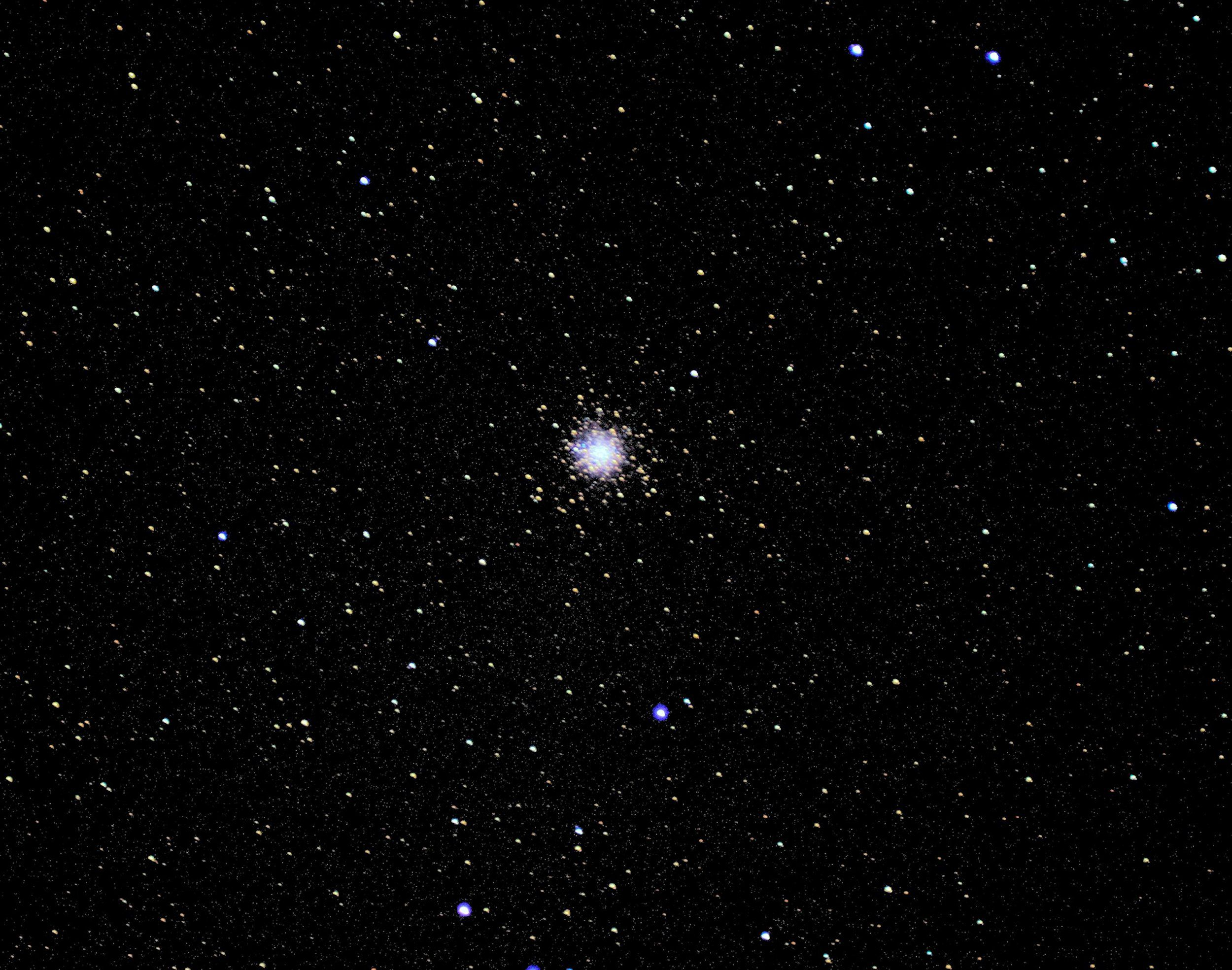 orion star cluster - photo #42