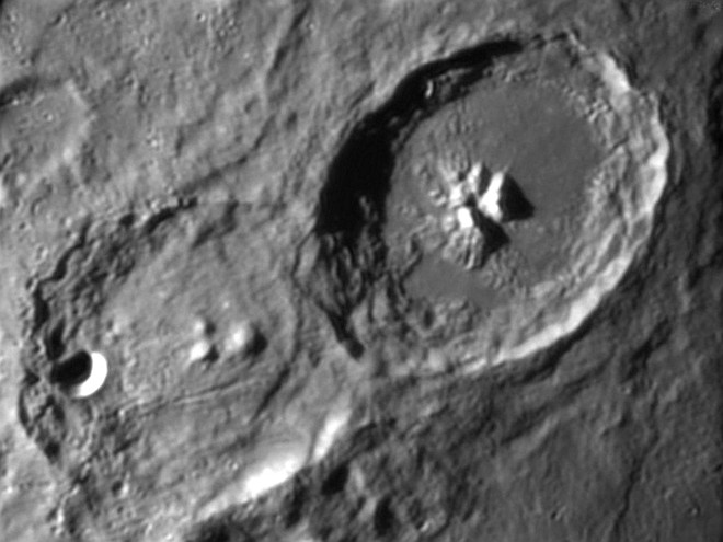 Cyrillus and Theophilus craters at US Store
