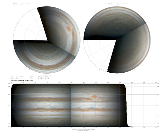 Jupiter Projection at US Store