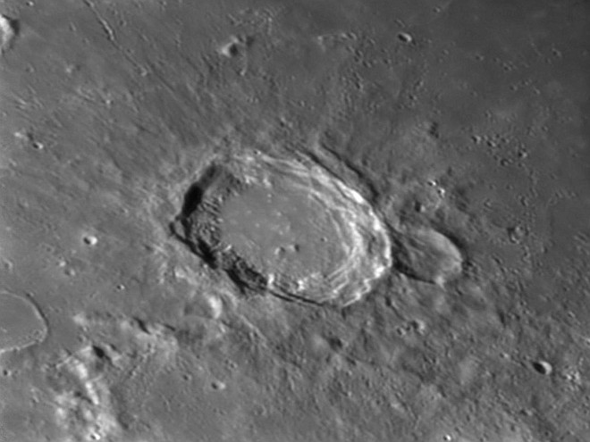 Bulliadus crater at US Store