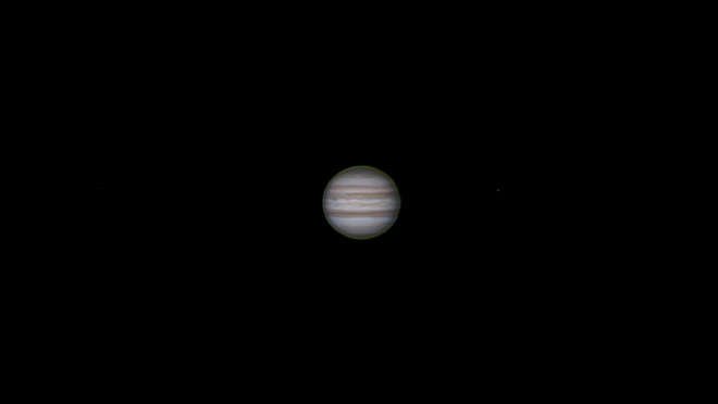 Jupiter with Ganymede at US Store