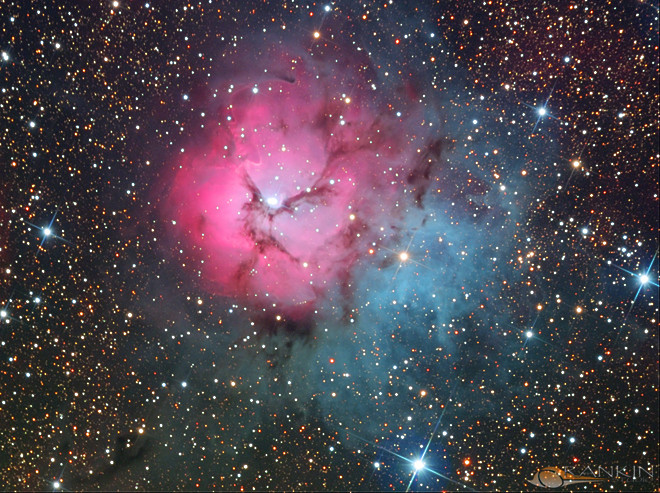 M20 - The Trifid Nebula at US Store