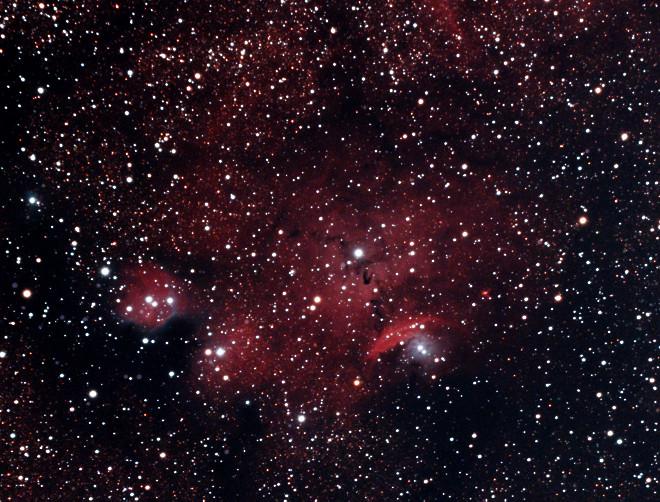 NGC 6559 Nebula at US Store