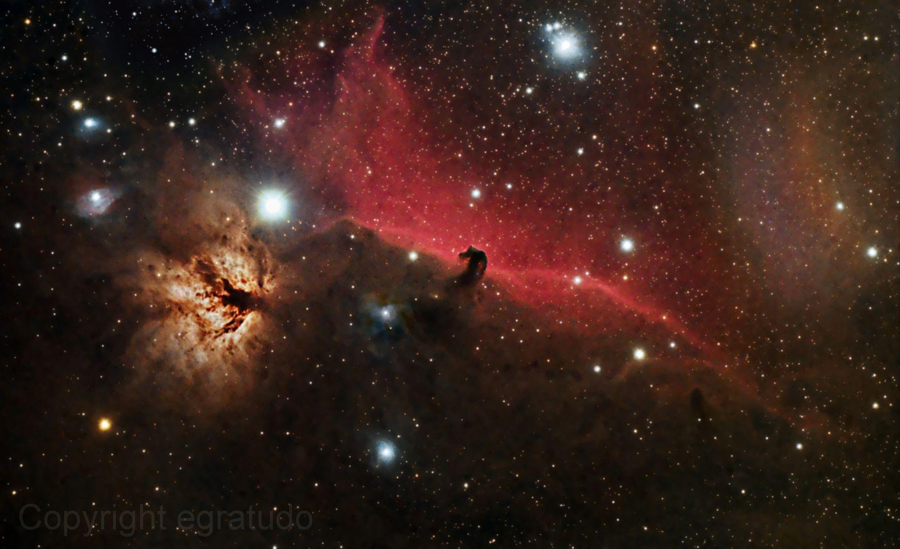 atlas horsehead nebula - photo #4