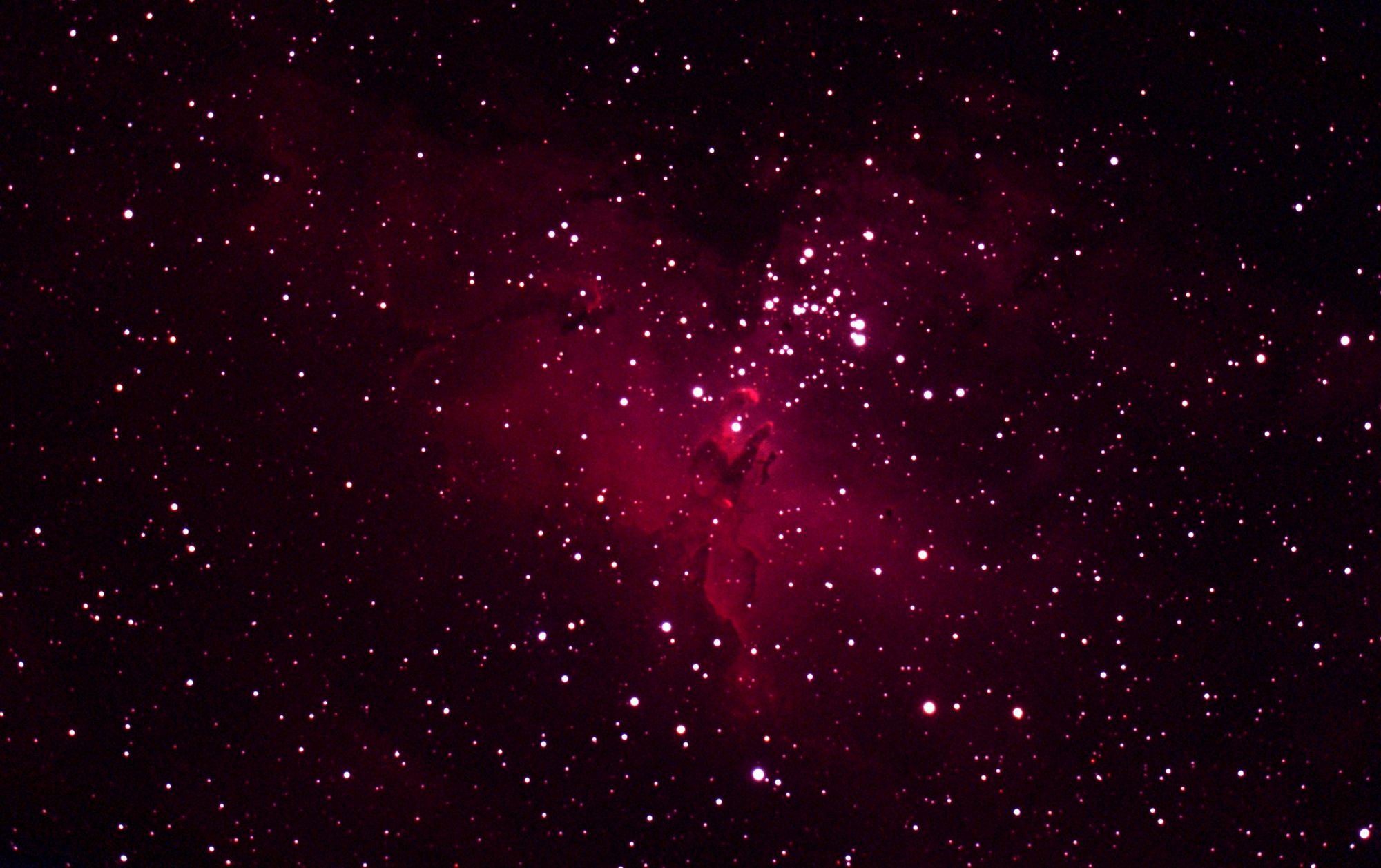 M16 - Eagle Nebula