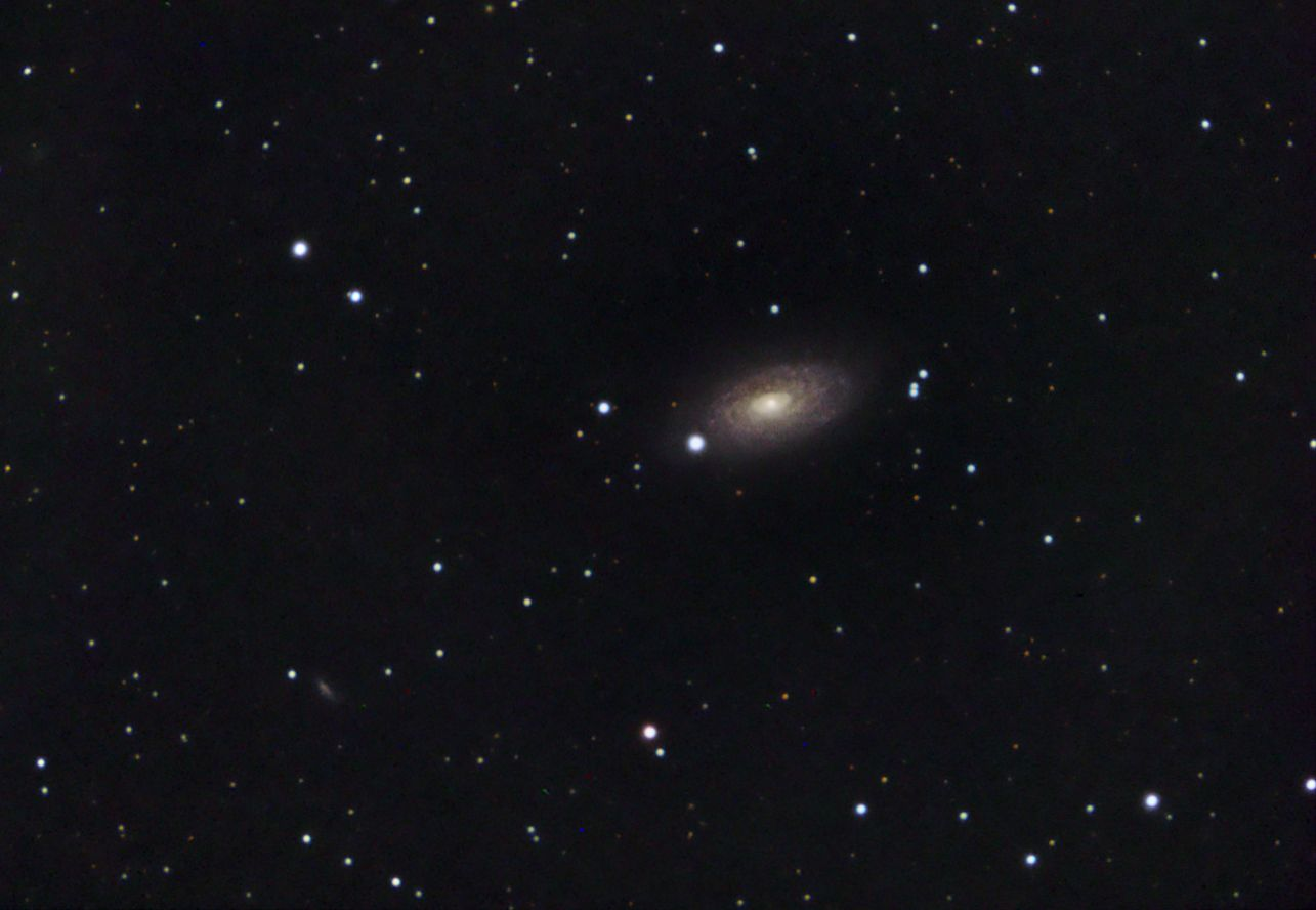 M63 - The Sunflower Galaxy