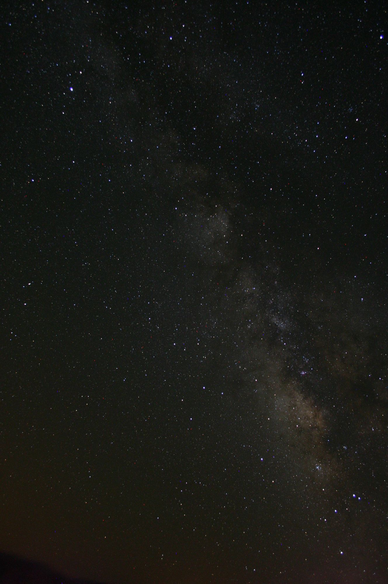 Southern Milky Way in Sagittarius