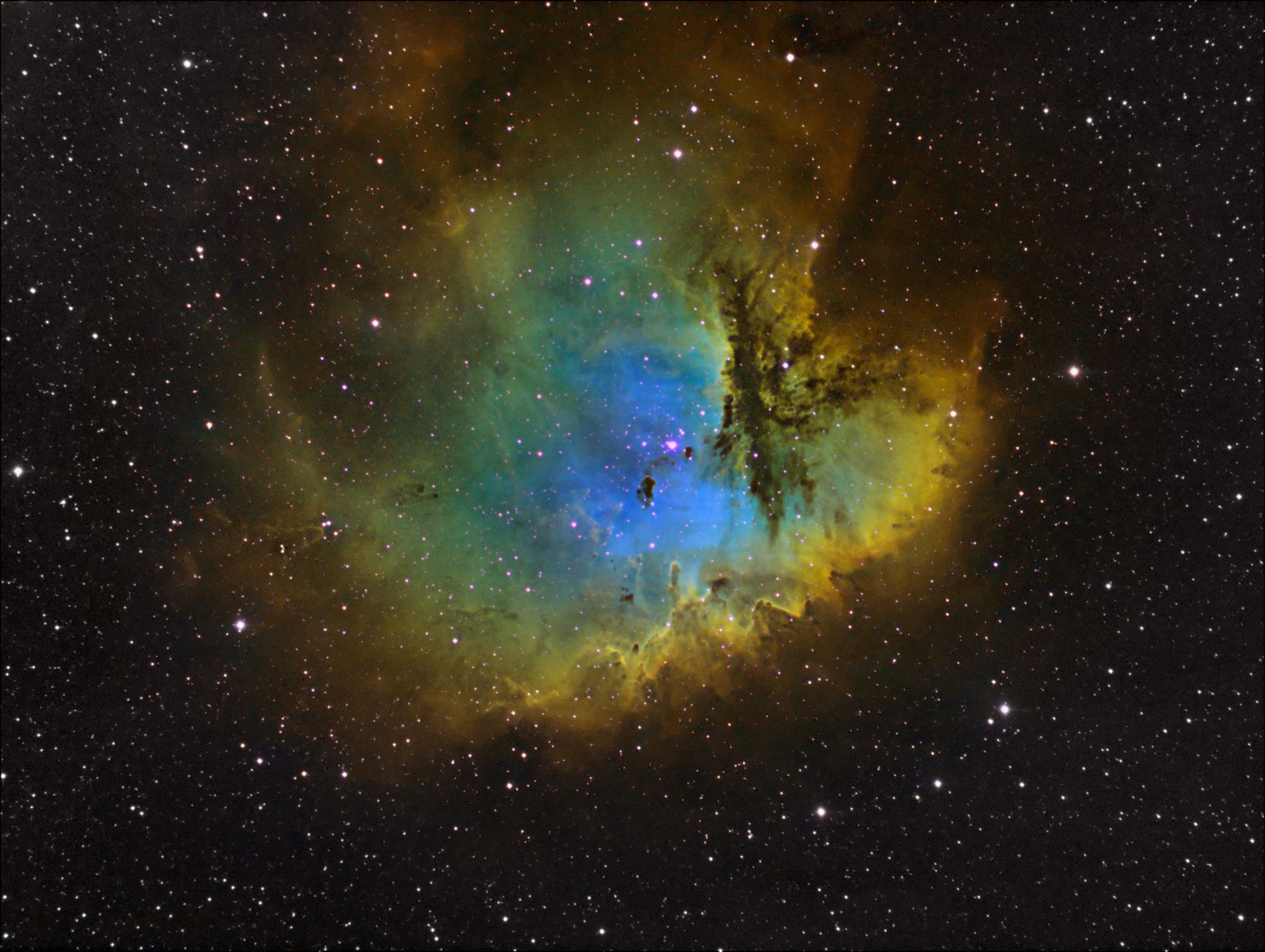 NGC 281 - Pacman Nebula | Astronomy Pictures at Orion ...