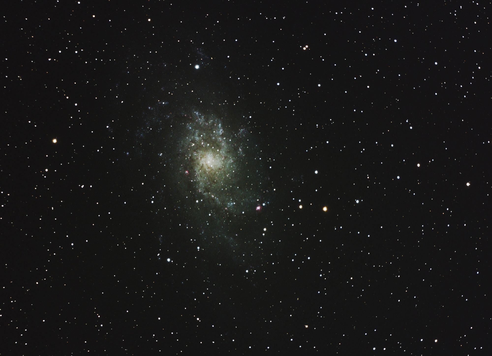 M33 - Triangulum Galaxy