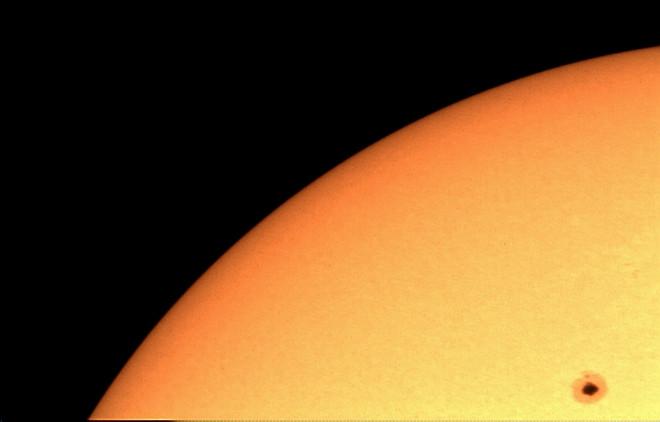 Sun & SunSpot