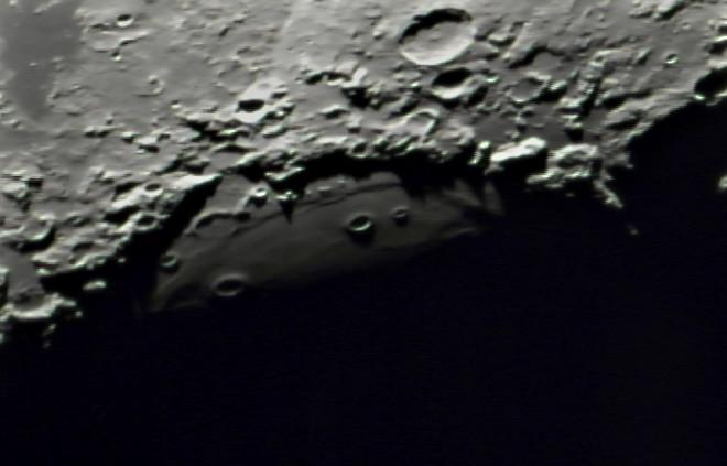 Moon - Mare Crisium
