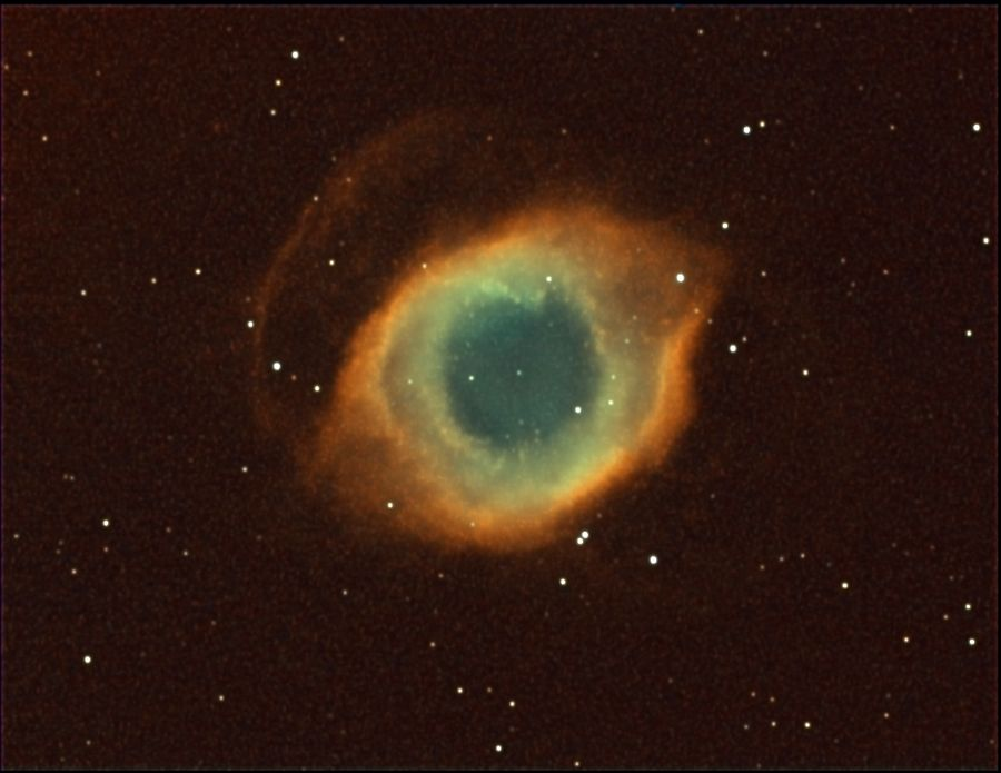 NGC 7293 - Helix Nebula at Orion Store