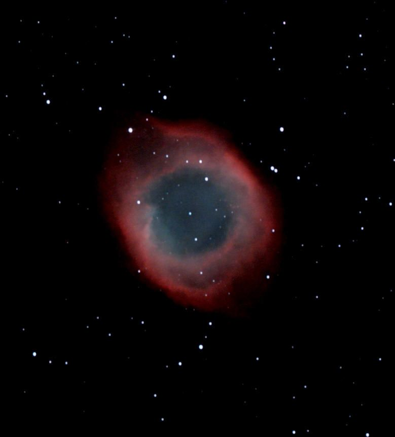 NGC-7293 - The Helix Nebula
