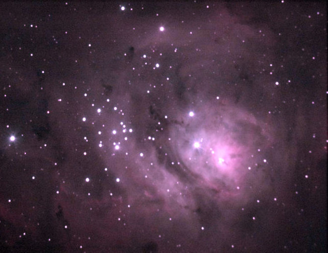 M8 - The Lagoon Nebula