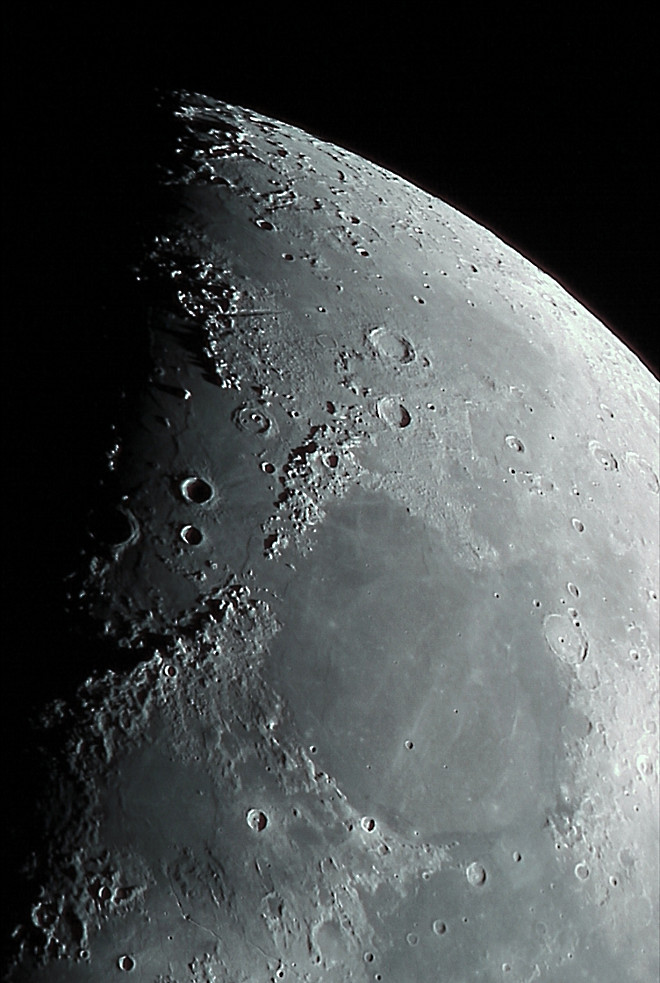 Moon Close Up