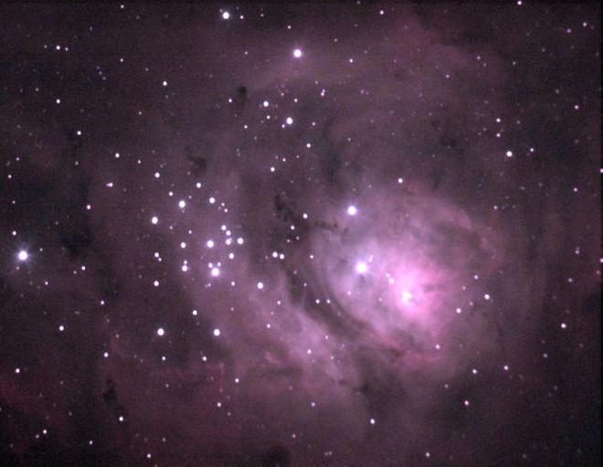 M8 - The Lagoon Nebula