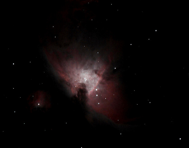 Heart of M42