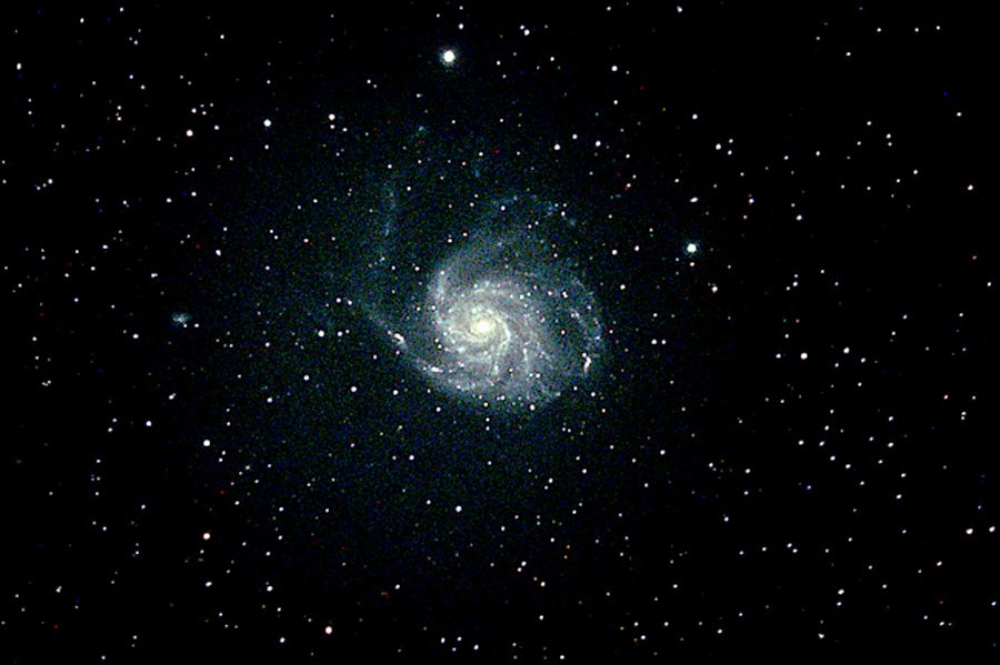 M101 - The Pinwheel Galaxy