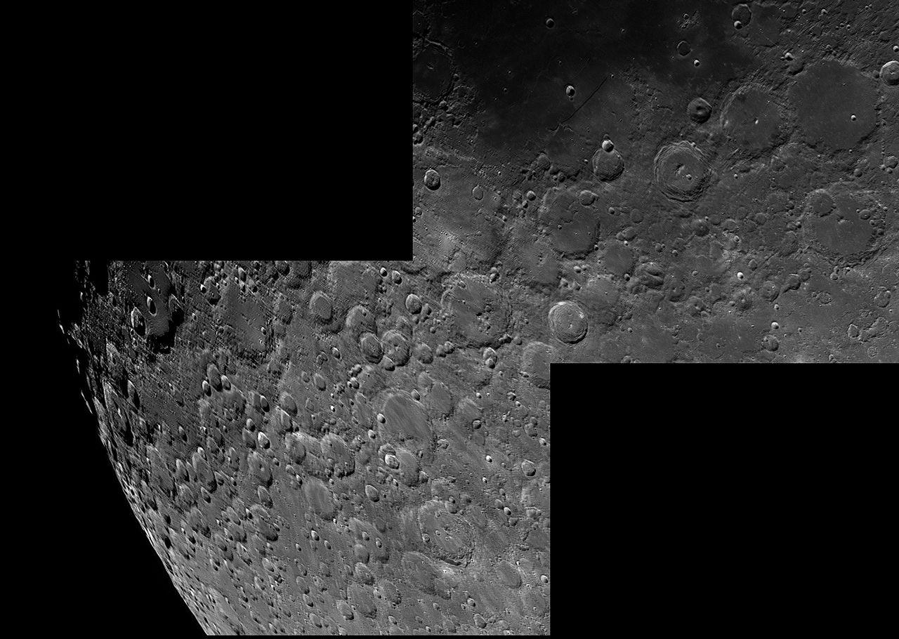 Lunar Crates Mosaic