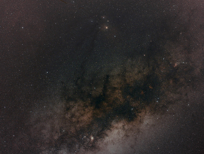 Central Milky Way Bulge