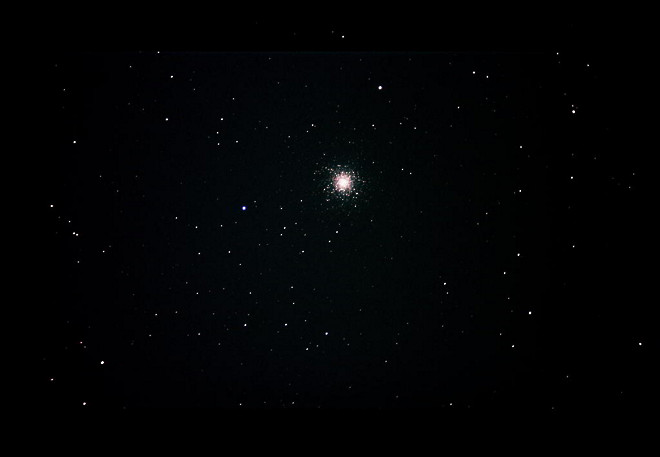 M13 - Great Herculean Globular Cluster