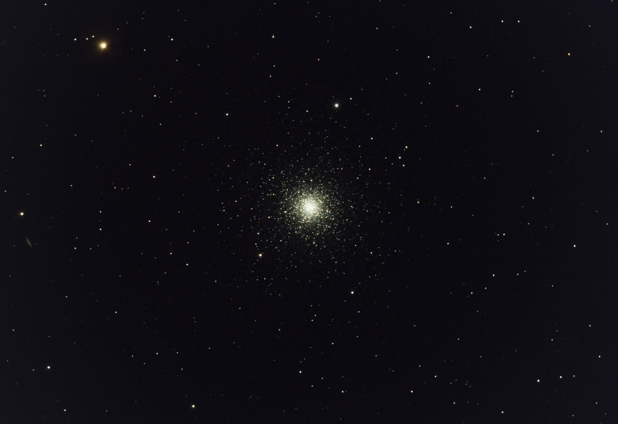 M3 - Globular Star Cluster in Canes Venatici