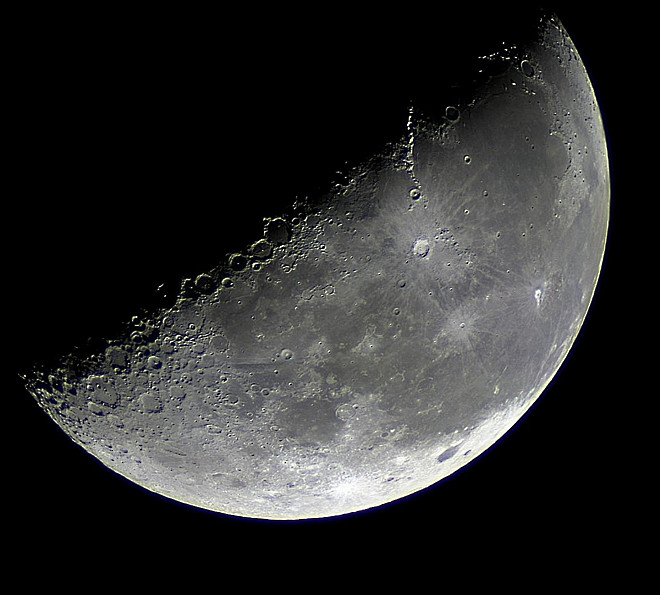 September Moon Mosaic