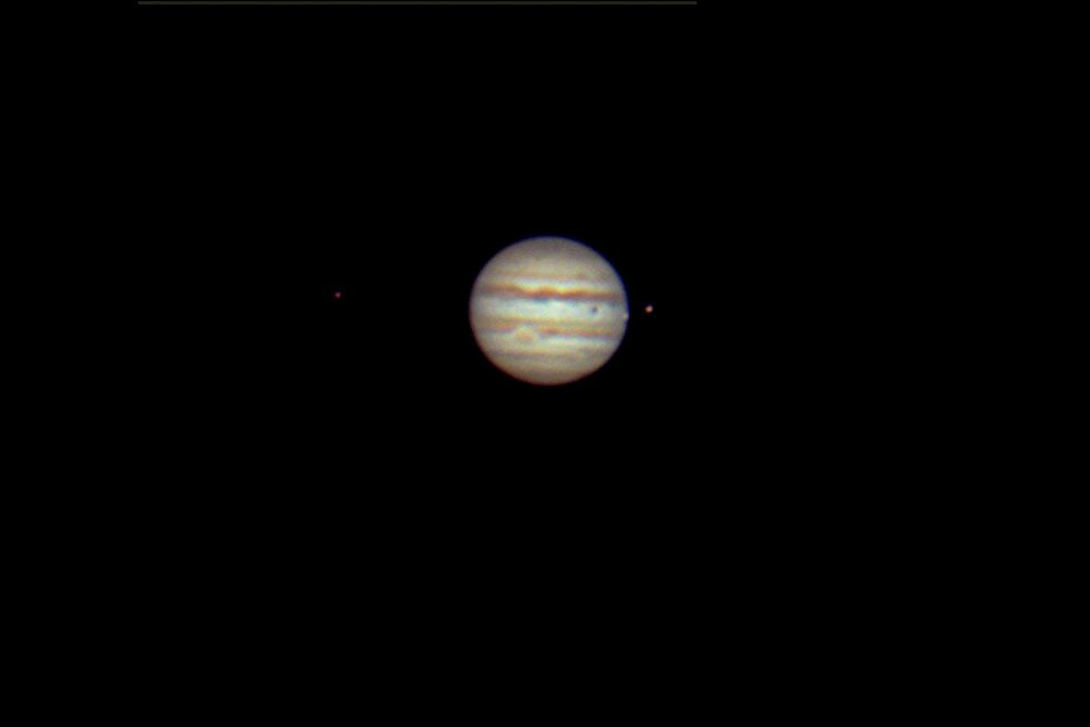 Jupiter with Europa and Shadow Transit