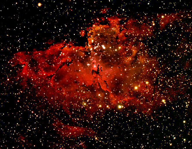 M16 - The Eagle Nebula