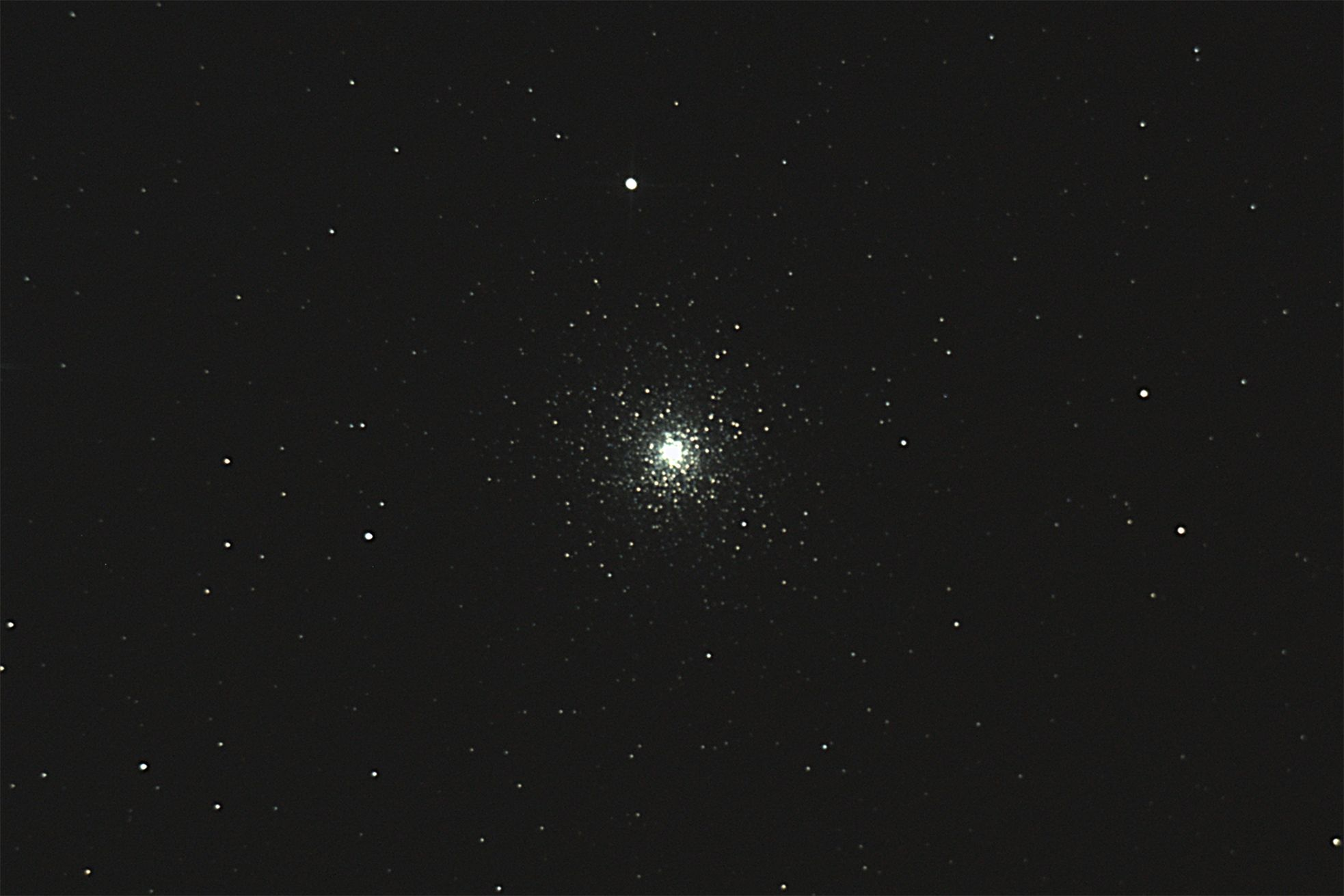 M15 - The Great Pegasus Cluster