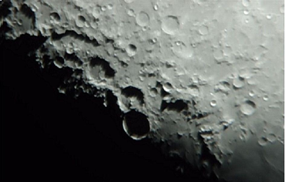 Moon close up - Moon close up ...