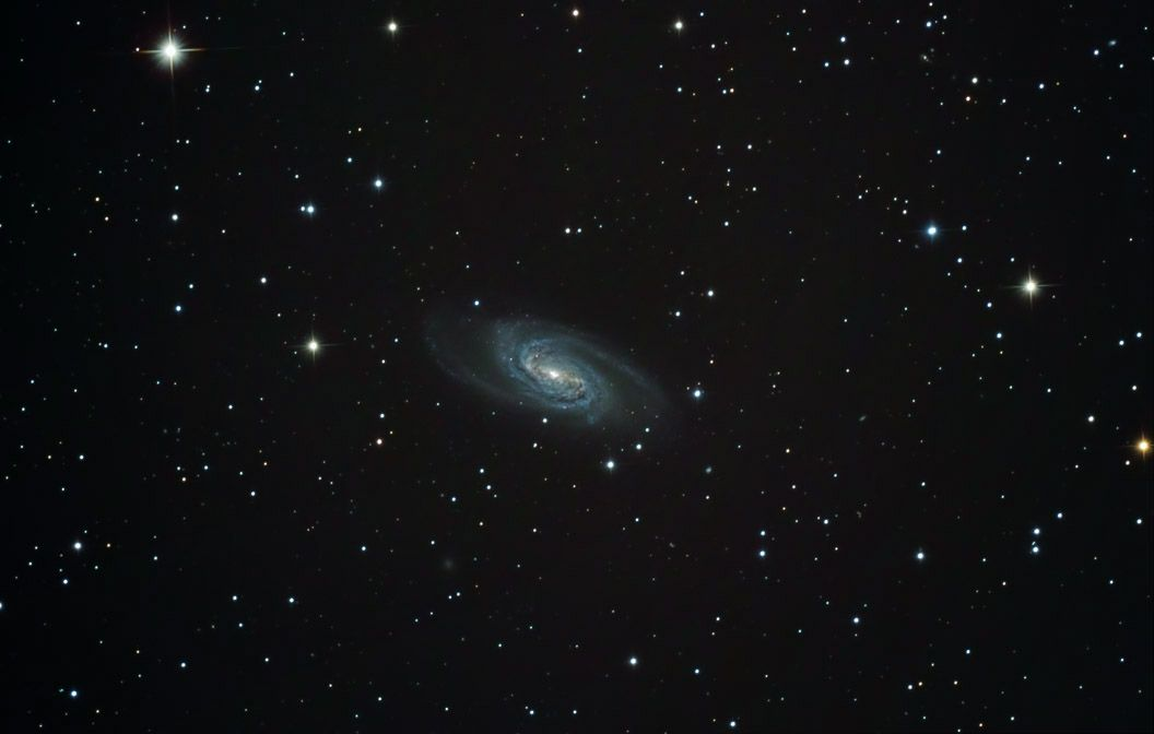 NGC2903 - Barred Spiral Galaxy