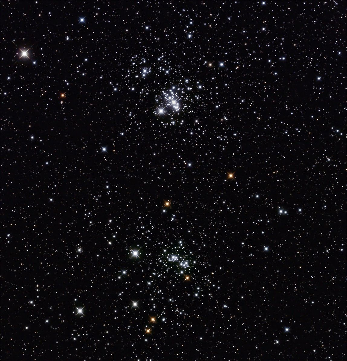 C14 - Double Cluster