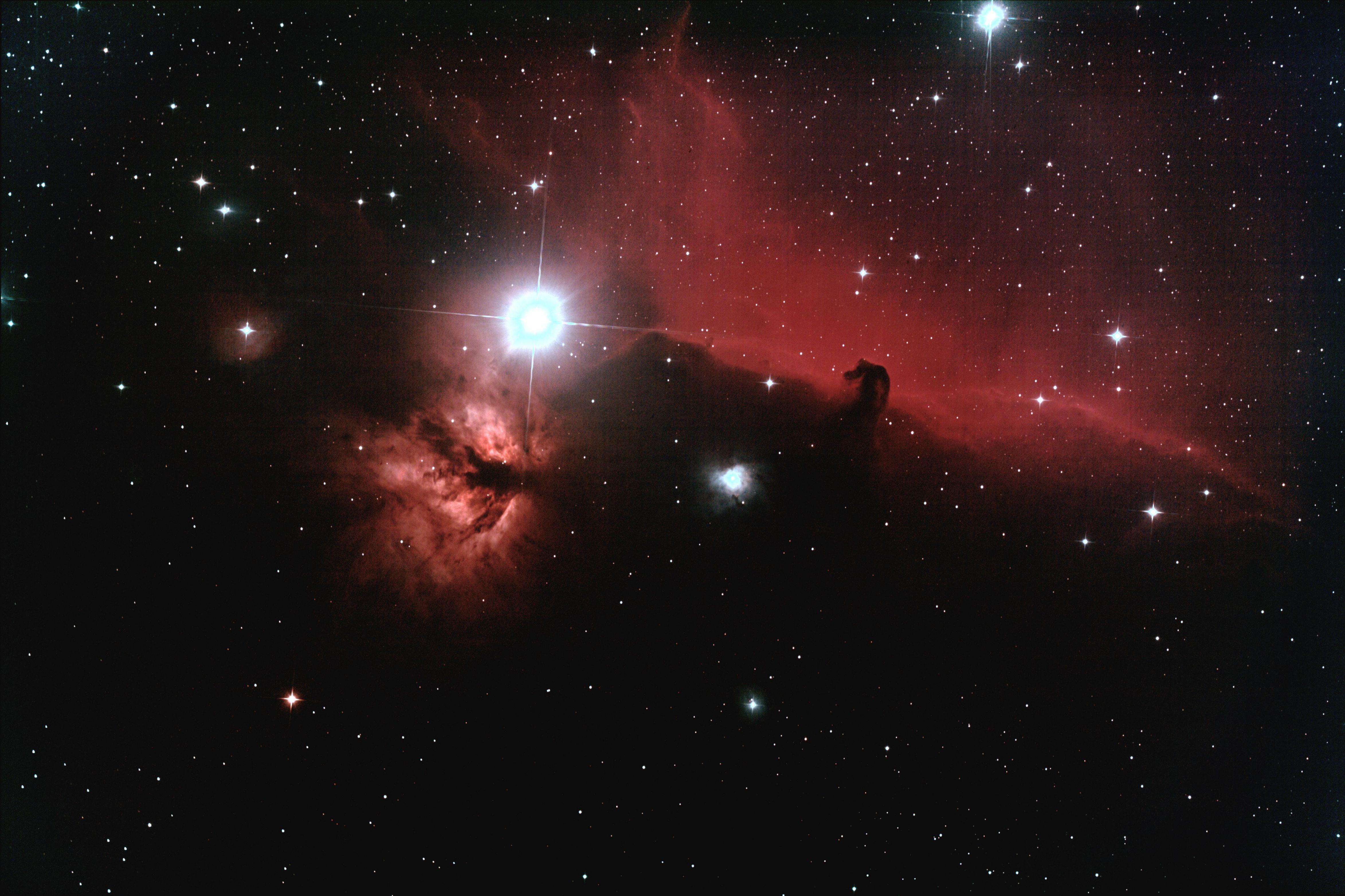 IC 434 & NGC 2024