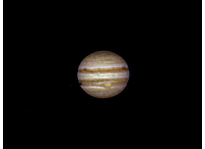 Jupiter IO transit