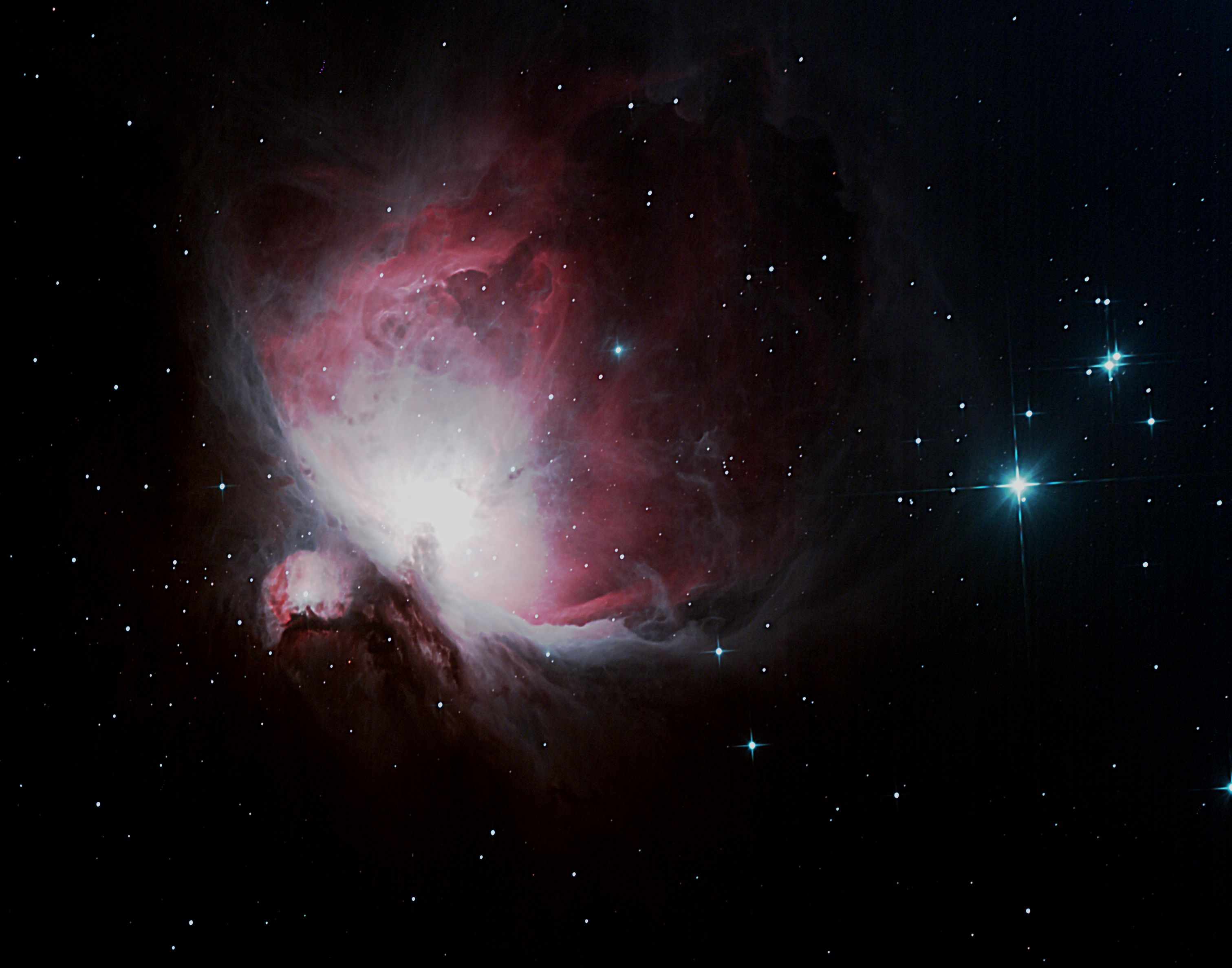 M42 - Orion Nebula