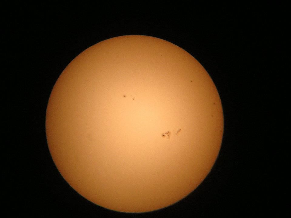 Sun and Sunspots