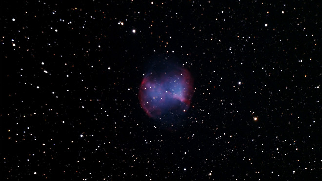 The Dumbbell Nebula