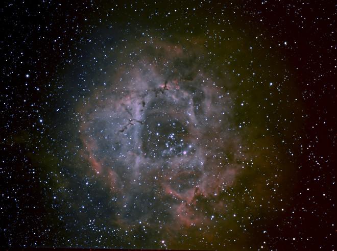 NGC2238 - The Rosette Nebula
