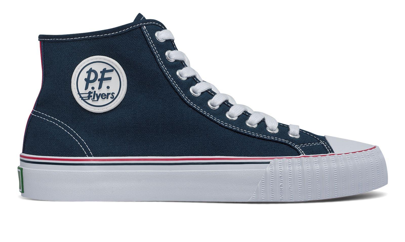 PF FLyers Center Hi Shoes