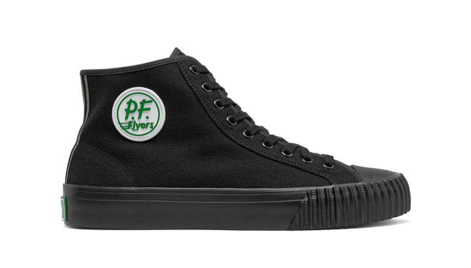 how to clean pf flyers
