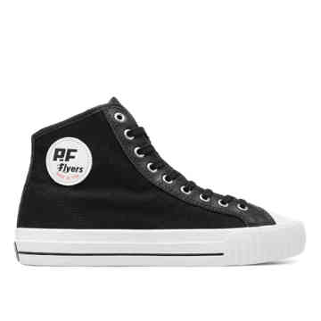Made in USA Center Hi in Black - refresh_pgp view.