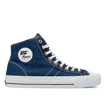 Made in USA Center Hi in Blue - refresh_pgp view.