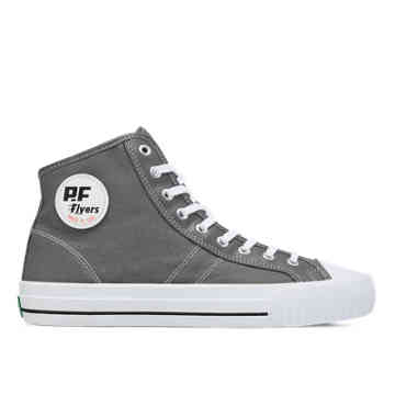 Made in USA Center Hi in Grey - refresh_pgp view.