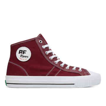 Made in USA Center Hi in Burgundy - refresh_pgp view.