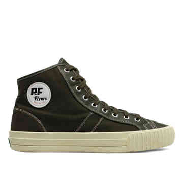 Made in USA Center Hi in Olive - refresh_pgp view.
