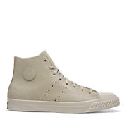 Deconstructed Leather Rambler Hi Top