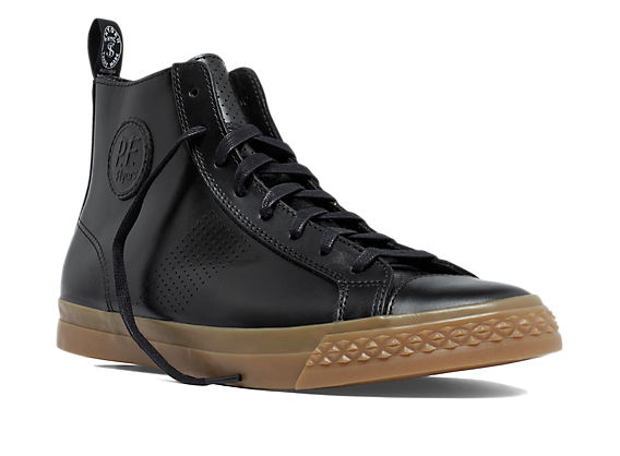 Todd Snyder Rambler Hi in Black - product_detail_main view.